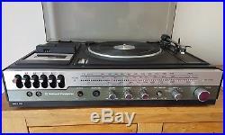Vintage Retro National Panasonic Stereo System SG1020L Record & Cassette Player