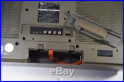 Vintage Retro Stereo Sharp GF-8989 Boombox Radio Cassette Recorder Boom Box