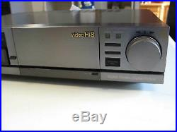 Vintage SONY EV-S1000E PAL Video8 Hi8 8mm Video Cassette Recorder