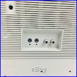 Vintage Sony CFS-500 Boombox Ghetto Blaster FM/AM Stereo Cassetter Recorder