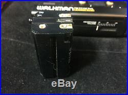 Vintage Sony Walkman Professional Stereo Cassette Recorder Player WM-D6C
