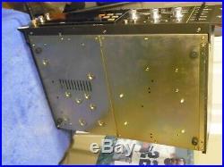 Vintage TASCAM 122 Professional 3 Head Rack Mount Cassette Tape Deck Recorder