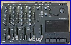 Vintage TASCAM PORTASTUDIO 414 4 Track Analog Cassette Recorder