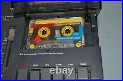 Vintage TASCAM Portastudio 414 4-Track Cassette Recorder withADAPTER
