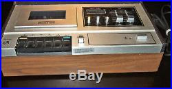 Vintage TECHNICS by Panasonic 1976 Cassette Deck RECORDER RS-263US DOLBY SYSTEM