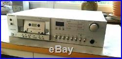 Vintage TELEFUNKEN RC 300 3 Motors Direct Multi-Drive Cassette Deck Tape-Recorde
