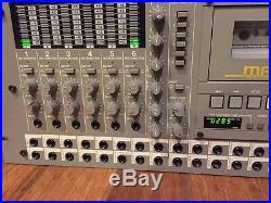 Vintage Vestax mr66 Cassette Recorder dbx Japan