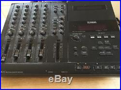 Vintage Yamaha multi track (4) Cassette Recorder MT 100