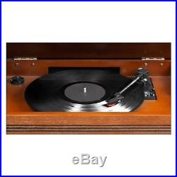 Vinyl Turntable Record Player Records To CD Converter Vintage Cassette Recorder