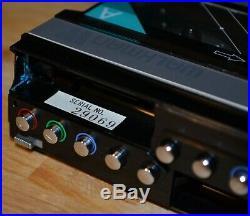 Walkman Sony WM-W800 Case Double cassette player recorder vintage + mic