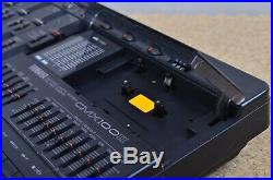 YAMAHA CMX100II Multitrack Cassette Tape Recorder 4 track Analog Japan Vintage