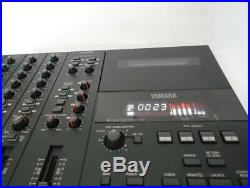 YAMAHA MT4X VINTAGE MULTITRACK CASSETTE ANALOG RECORDER Tested Working Used