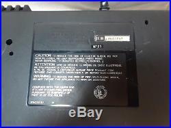Yamaha MT3X Vintage Professional Multi Track Cassette 4 Track 6 Channel Mixer