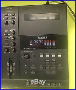 Yamaha MT4X Multitack cassette Recorder 4 Track Vintage 90, s Working
