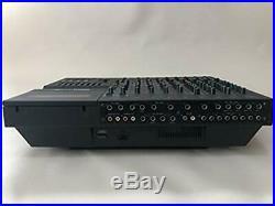 Yamaha MT8X Multitrack Cassette Tape Recorder 8track Vintage Rare