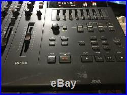 Yamaha MT8X Multitrack Cassette Tape Recorder 8track Vintage USED