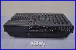 Yamaha MT8X Multitrack Cassette Tape Recorder Analog 8track Vintage Good working